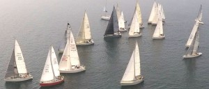 Jubiläums Regatta des YCLL Start